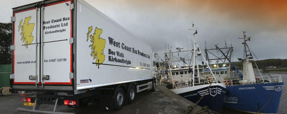 West Coast Sea Products Case Study